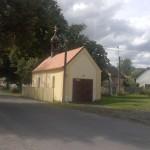 Kaple v Sedlci / hasičská zbrojnice