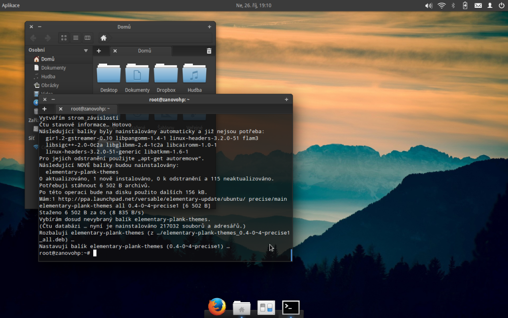 elementaryOS-dark-screenshot