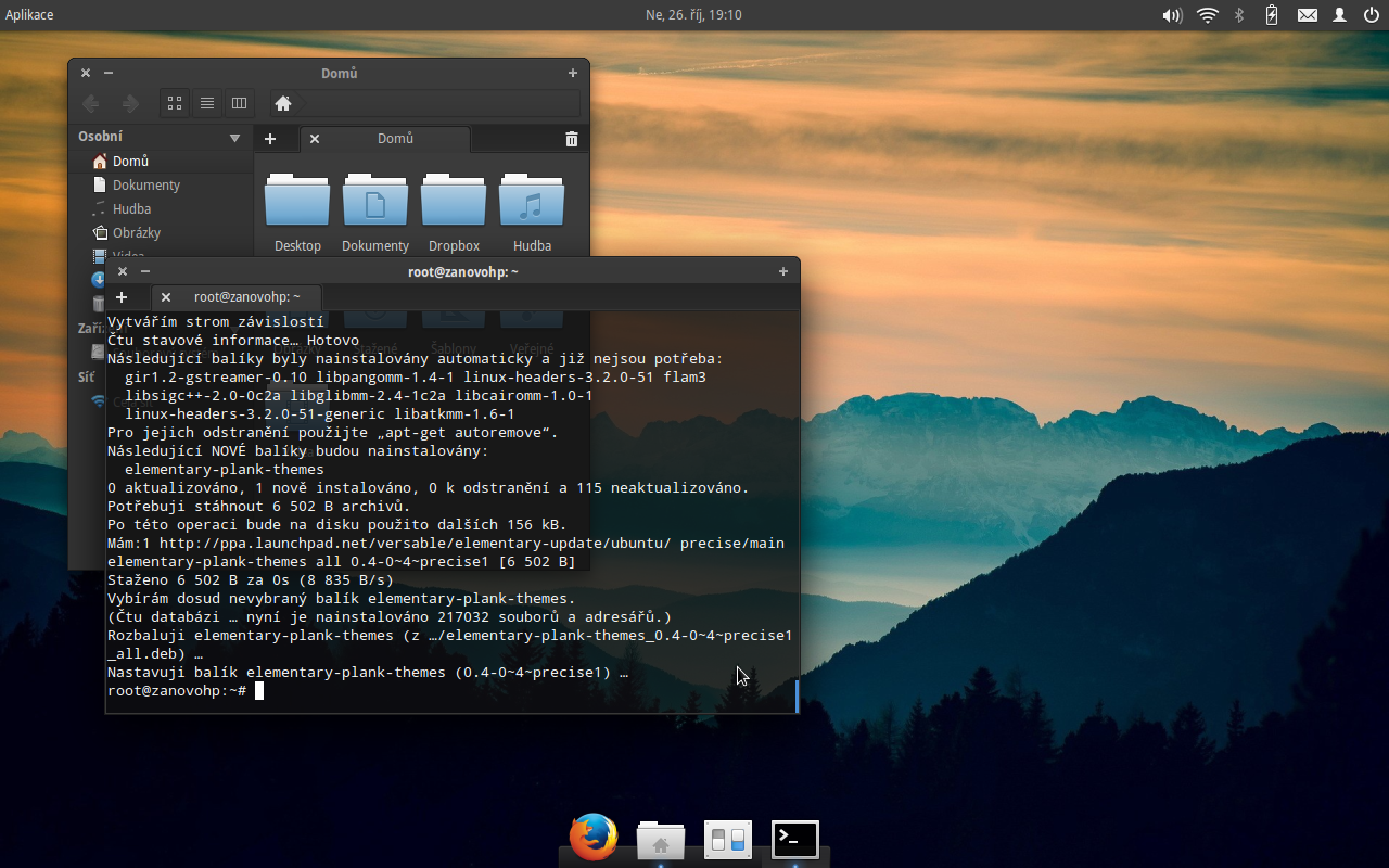 Guide to dark GUI in elementaryOS and Lubuntu