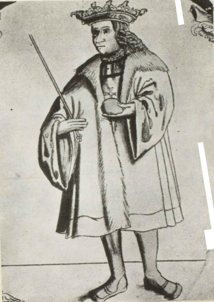Český král Vladislav Jagellonský, za jehož panování (1491 – 1516) žil v Sedlci první náš známý předek Vojtěch Prusík